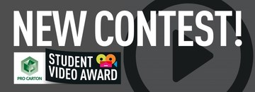 Pro Carton Student Video Award Now Launched!